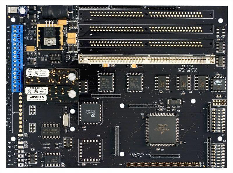AAN-32 — 32 Reader Intelligent System Controller